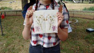 Flower printing.3